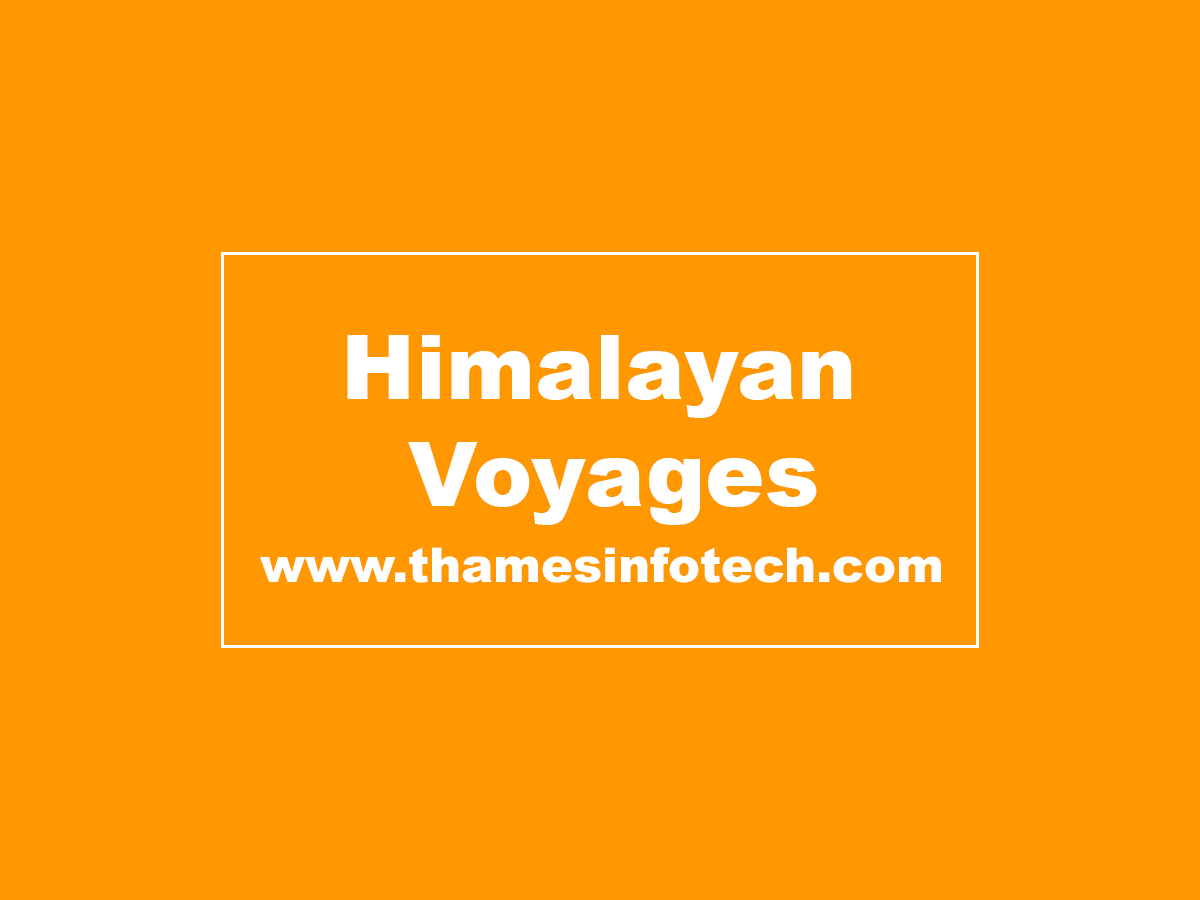HimalayanVoyages